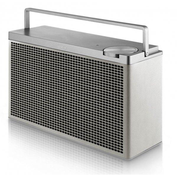 Geneva Touring M White Bluetooth Speaker