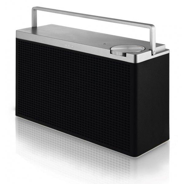 Geneva Touring M Black Bluetooth Speaker