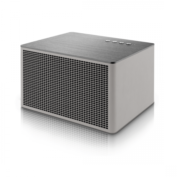 Geneva Touring Acustica White Bluetooth Speaker