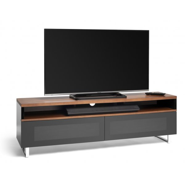"Techlink Panorama PM160WB+ For Screens up to 80"" - Walnut"