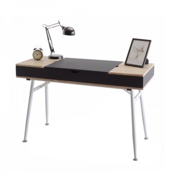 Selsey Boden Scandinavian Desk - Black