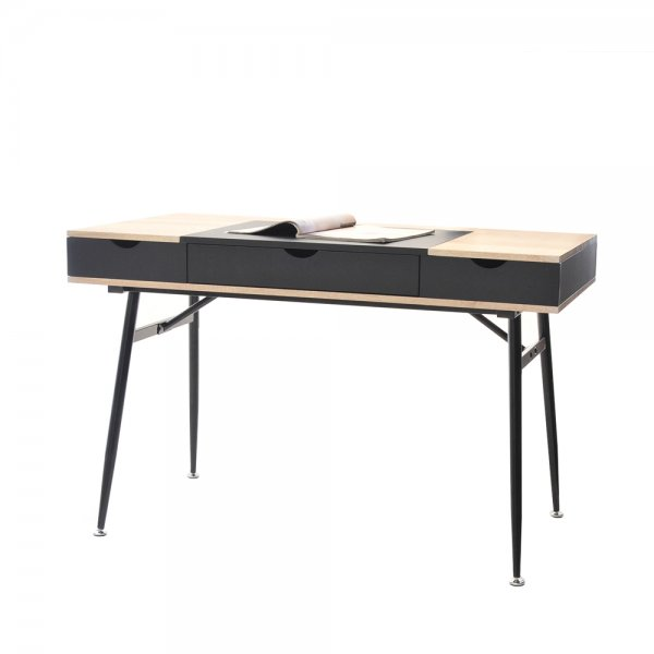 Selsey Visby Desk - Black