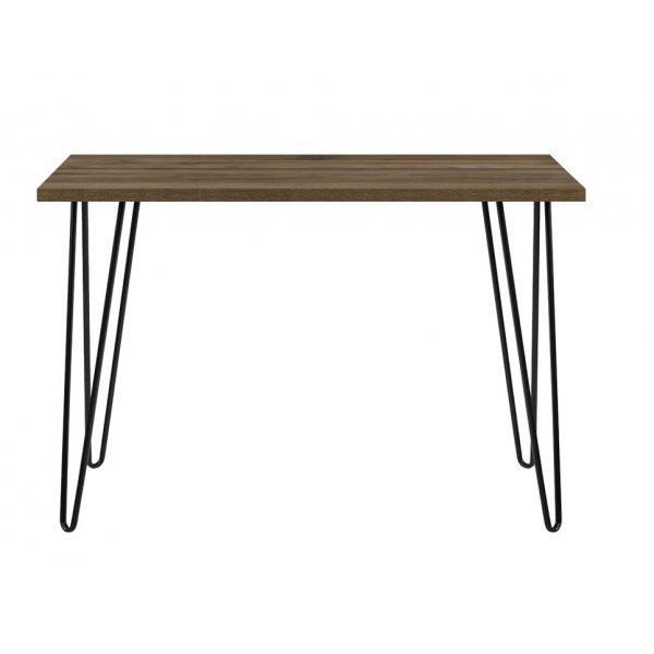 Dorel Owen Retro Desk - Walnut