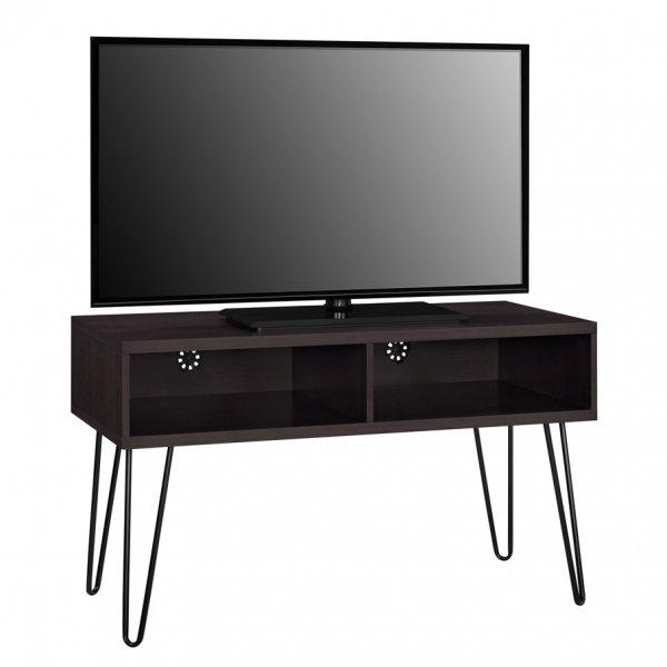 """Dorel Owen Retro TV Stand For 50\"""" TVs - Espresso"""