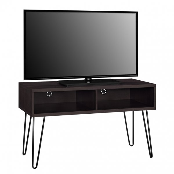 "Dorel Owen Retro TV Stand For 50"" TVs - Espresso"