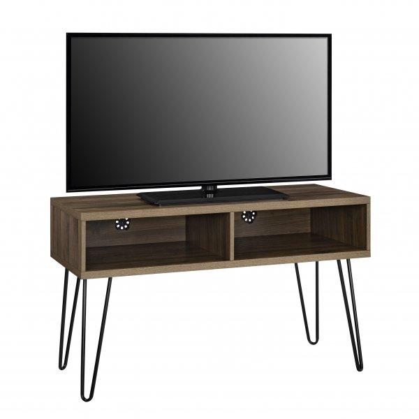 """Dorel Owen Retro TV Stand For 50\"""" TVs - Walnut"""