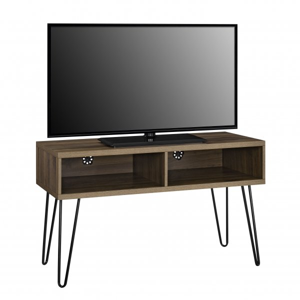 "Dorel Owen Retro TV Stand For 50"" TVs - Walnut"