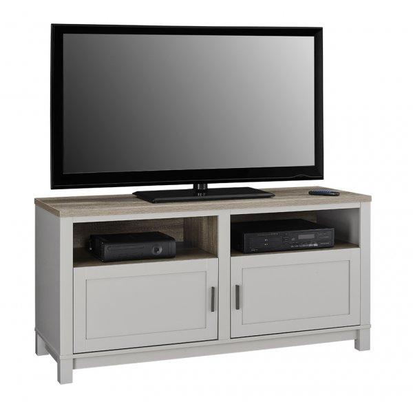 "Dorel Carver TV Stand For 60\"" - Grey"