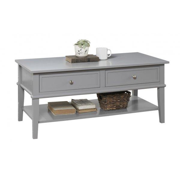 Dorel Franklin Coffee Table - Grey