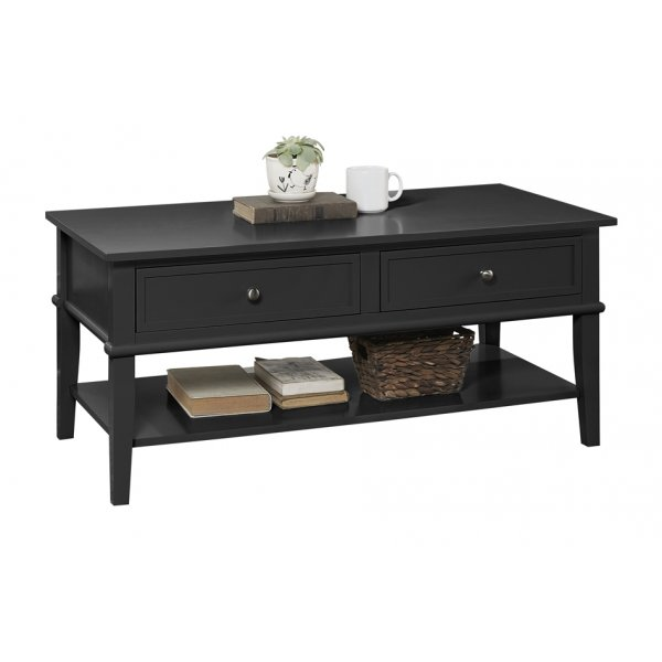 Dorel Franklin Coffee Table - Black