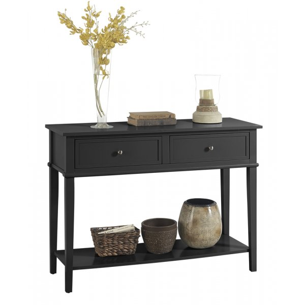 Dorel Franklin Console Table - Black