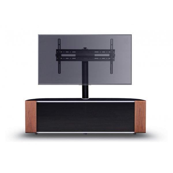 MDA Designs Sirius 1600 Hybrid Walnut Cantilever TV Cabinet