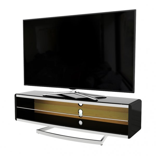 """AVF Options PRT1500A Portal TV Stand For Up To 70\"""" TVs - Oak"""