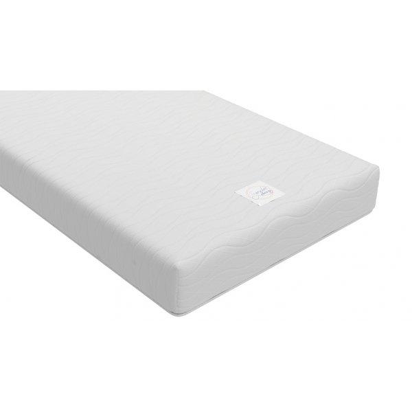 Dorel Contour Memory 9 Pocket Spring and Memory Foam Top Mattress - Small Double