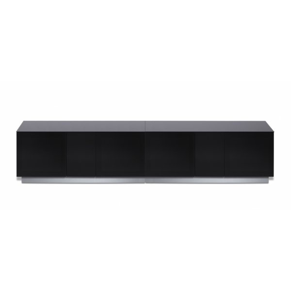"Alphason Element EMT2500XL-BLK Black TV Stand for up to 110"" TVs"