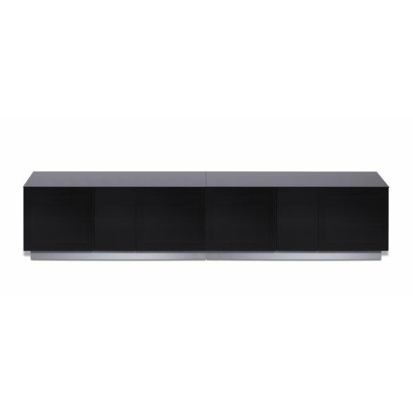 "Alphason Element EMT2500XL-BLK Black TV Stand for up to 110\"" TVs"