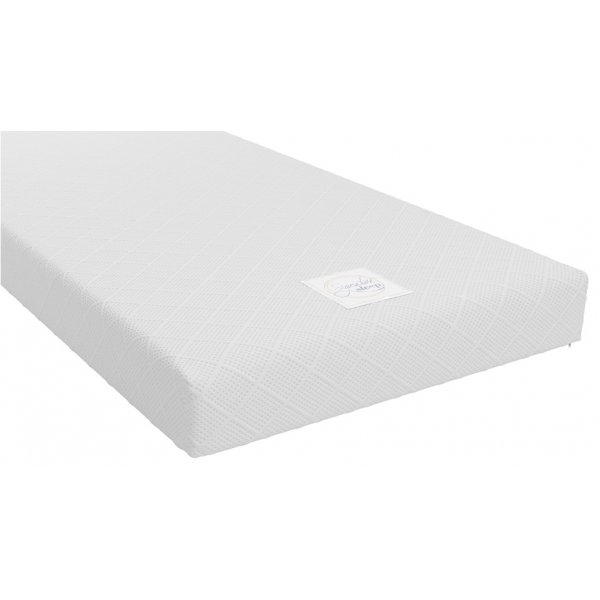 Dorel Essential Memory 6 Reflex Foam and Memory Foam Top Mattress - Single