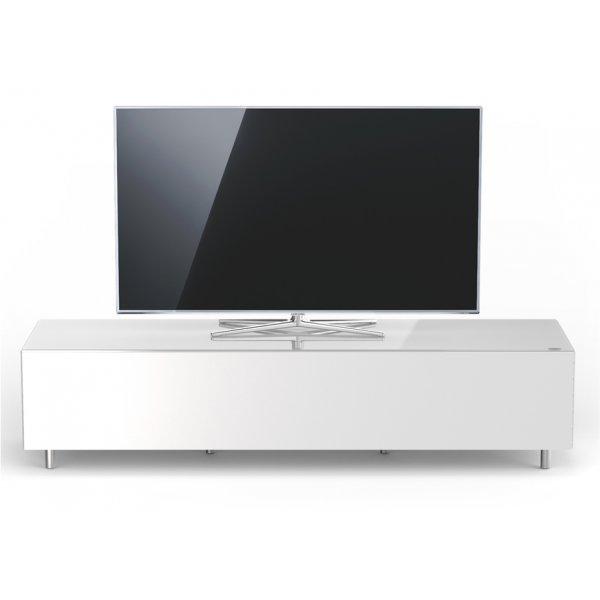 Just Racks JRL1650T SNG White Gloss TV Cabinet