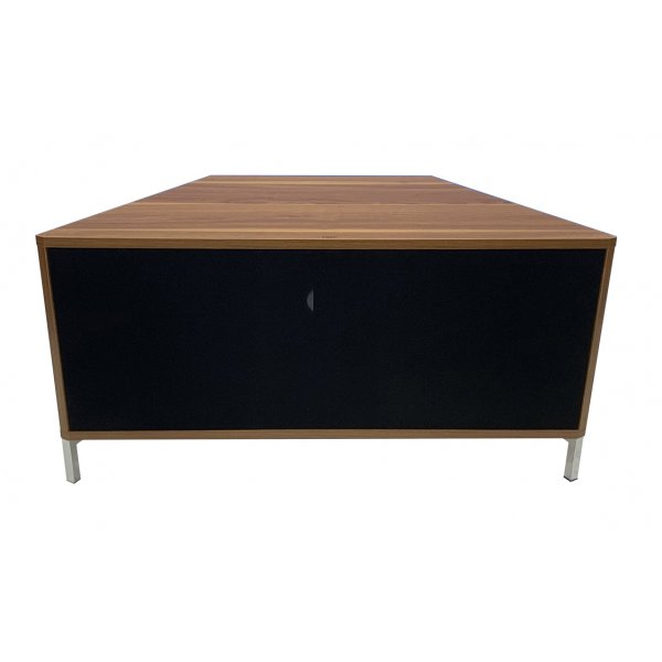 """Alphason ADHY1000WAL Hyde Walnut 1000 TV Stand for up to 50\"""" TVs"""