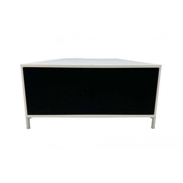 """Alphason ADHY1000WHT Hyde White 1000 TV Stand for up to 50\"""" TVs"""