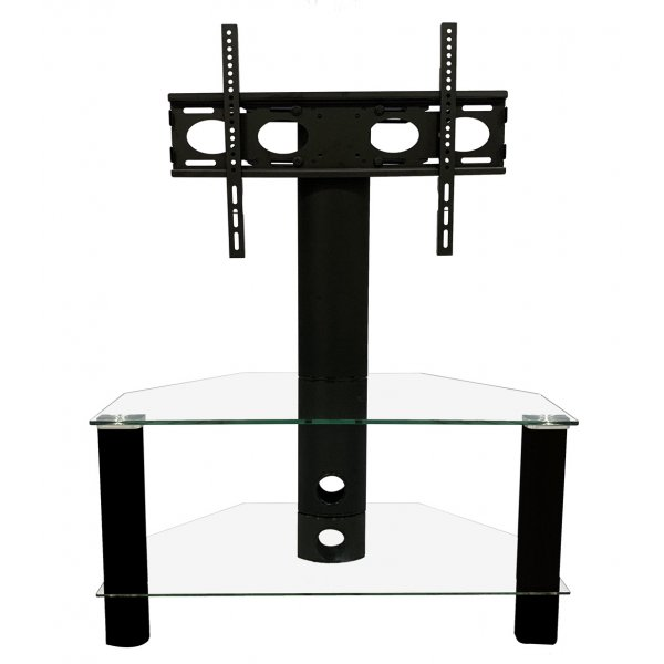 "Alphason ADCEC800BLK Century Cantilever TV Stand For Up To 50"" - Black"