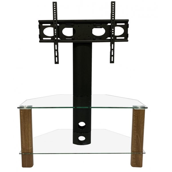 "Alphason ADCEC800WAL Century Cantilever TV Stand For Up To 50"" - Walnut"