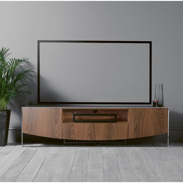"AVF FS2000LORW TV Stand For Up To 85"" TVs"