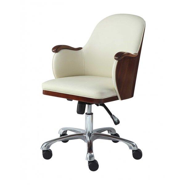 Jual PC712 San Francisco Executive Office Chair - Walnut