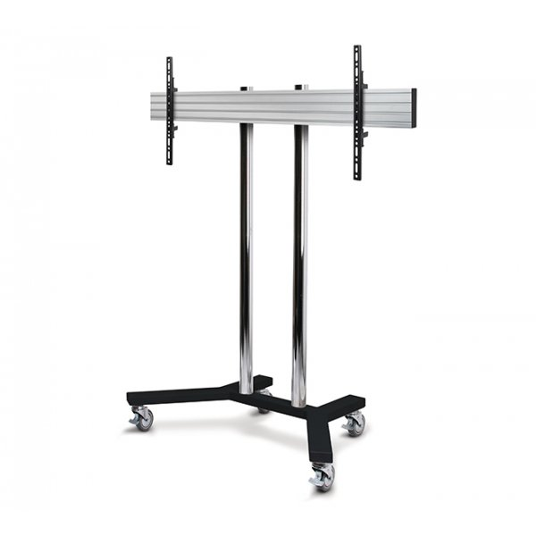 """System X Touch Screen Trolley Stand for 55\"""" Microsoft Surface Hub - 1.5m"""