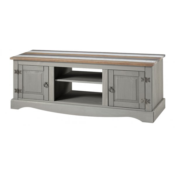 """Core Products Corona Vintage TV Unit for up to 65\"""" TVs"""