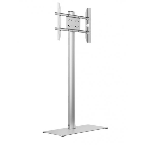 """Multibrackets M Display Stand 180 Single Silver w. Floorbase For 24 - 63\"""""""