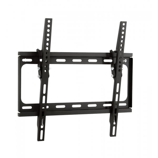 "TTAP Large Low Profile Tilting TV Wall Bracket for up to 55"" TVs"