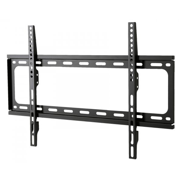 "TTAP Extra Large Low Profile Universal Fixed TV Wall Bracket for up to 65"" TVs"
