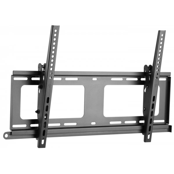 "TTAP Extra Large Heavy Duty Low Profile Tilting TV Wall Bracket for up to 70"" TVs"