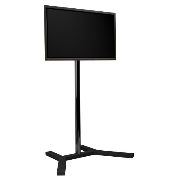 """B-Tech 1.1m Trolley Stand for up to 65\"""" TVs"""