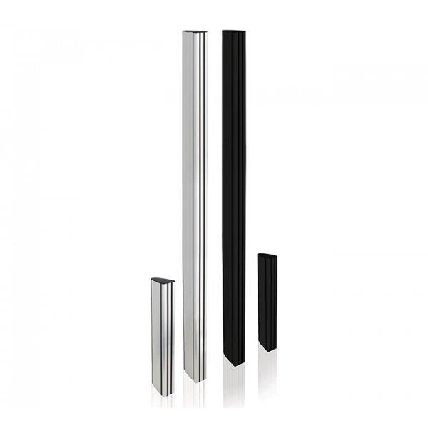 B-Tech BT8380-060/B System X Vertical Column - 600mm Black