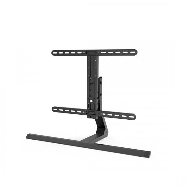 """Hama Design Height Adjustable Tilt and Swivel Replacement Pedestal Table Top TV Stand For Up To 65\"""""""