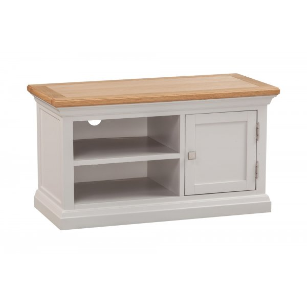 """Cotswold Small TV Cabinet For Up To 42\"""" TVs"""