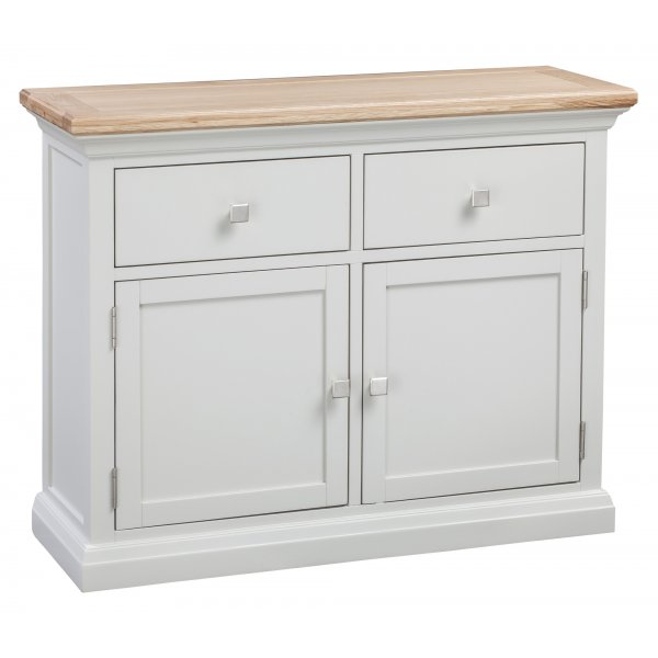 Cotswold Grey Painted Small Sideboard