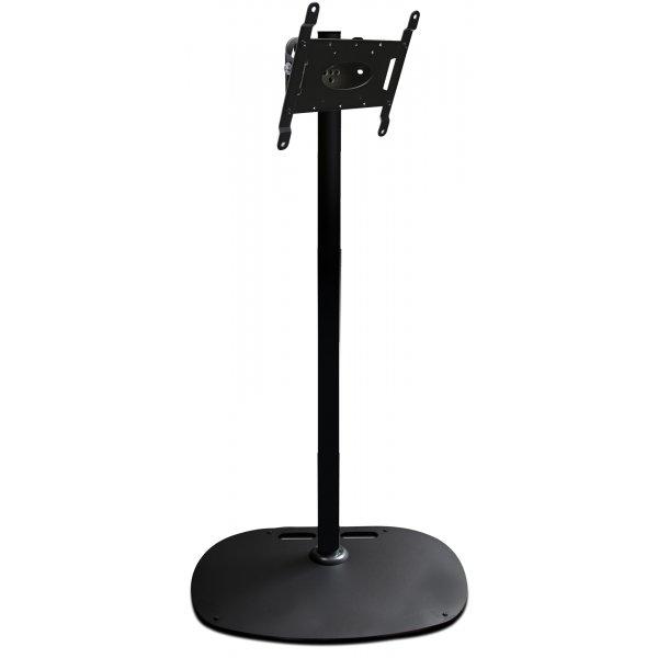 B-Tech BT4031 Flat Screen Display Stand with Tilt for Medium Screens 1.8m