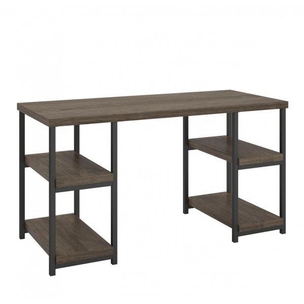 Ashlar Desk Weathered Oak