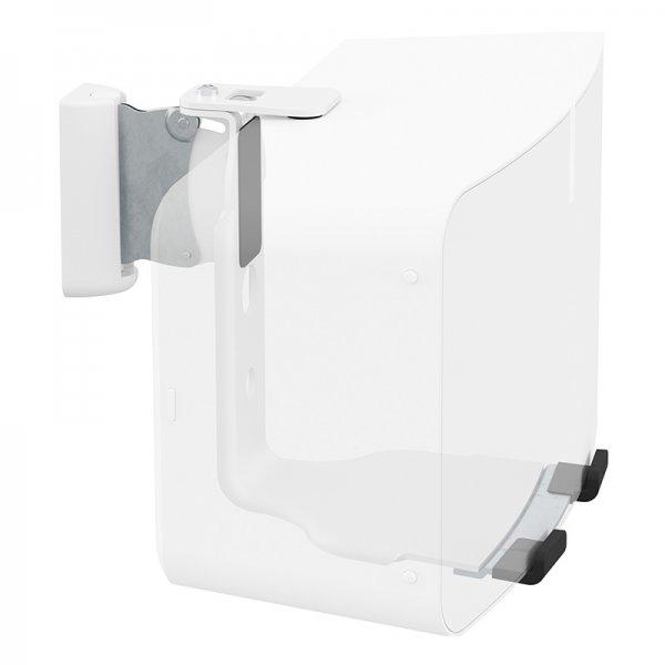 AVF AK67W Tilt and Turn Speaker Mount for Sonos Play 5 and Sonos Play 1 White