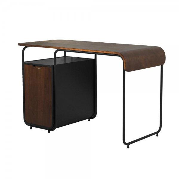Jual Manhattan Cabinet Desk Walnut