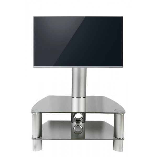 A GRADE Stil Stand 2052CHCL Glass TV stand