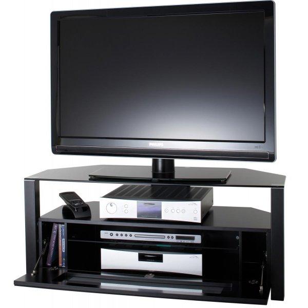 Alphason Ambri TV Stand ABRD1100-BLK