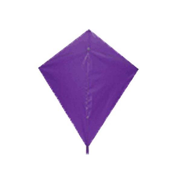 Classic Diamond Kite - Purple