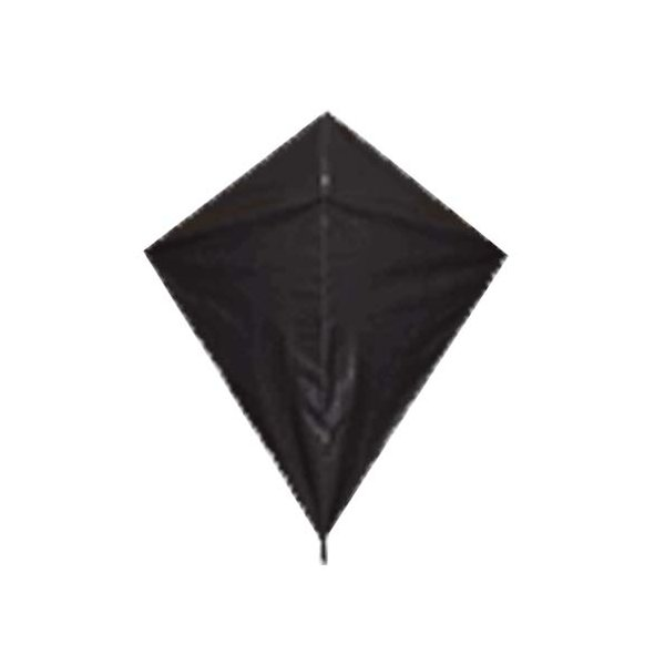 Classic Diamond Kite - Black