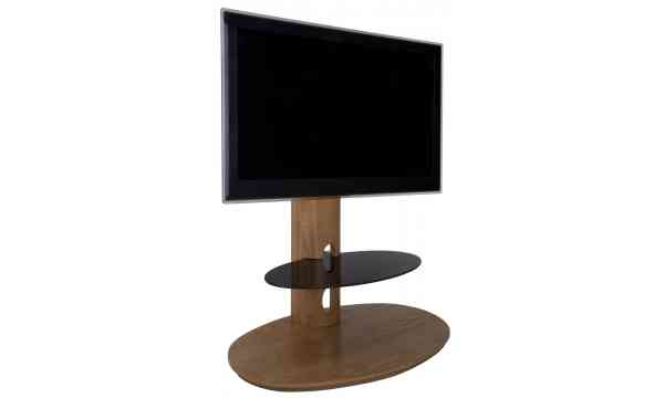 Tnw Munich 1250 Tv Stand With Bracket For Up To 55 Inch Tvs