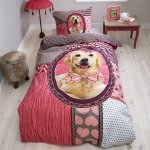 Dreamhouse Finley Duvet Cover Set For Kids - Multicoloured - Single 3ft