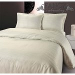 Fancy Embroidery Dallas Duvet Cover Set - Cream - Double 4ft6